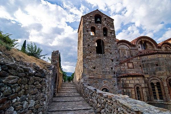 Thị trấn Mystras