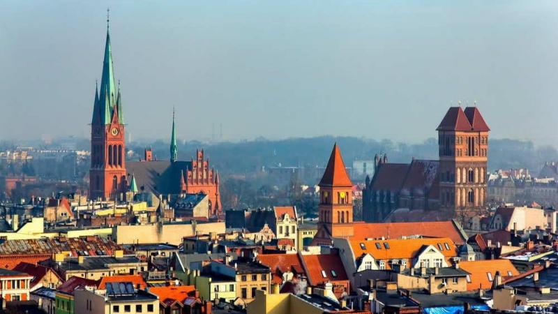 Thị trấn Torun, Ba Lan
