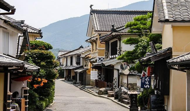 Thị trấn truyền thống Uchiko