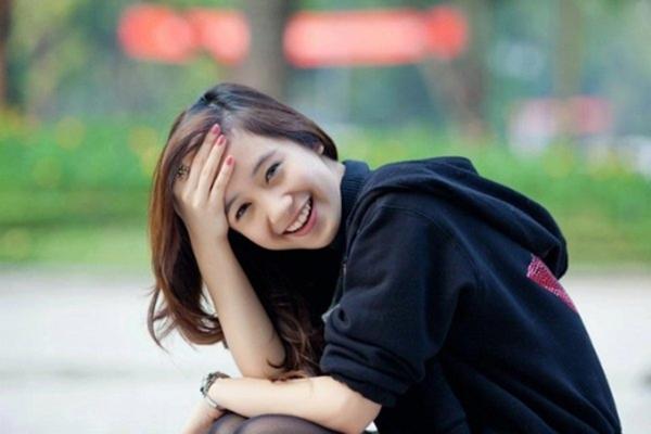 Thích cười, luôn cười trong mọi hoàn cảnh