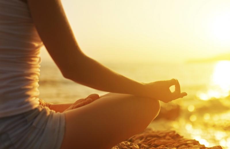 Thiền là một phương pháp chữa stress luôn có hiệu quả tức thì.