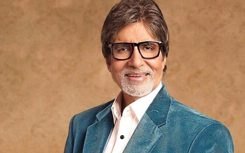 Nam diễn viên kỳ cựu của Bollywood, Amitabh Bachchan