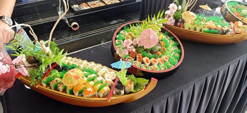 Món ăn được chế biến kĩ lưỡng, không tanh và tươi rói nên ăn vào là cảm nhận được ngay vị ngọt của hải sản