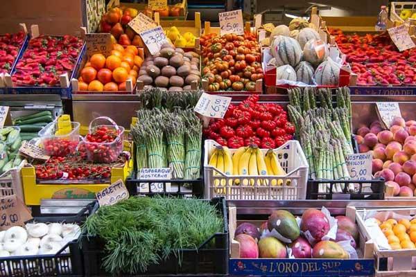 Đồ ăn Ý luôn được chế biến từ những thành phần tươi ngon nhất.