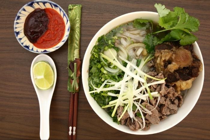 Món phở Hà Nội nổi tiếng trên toàn thế giới