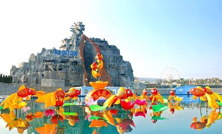 Thủy cung- Thiên đường Bảo Sơn
