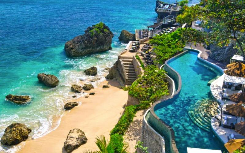 Đảo Bali, thiên đường du lịch