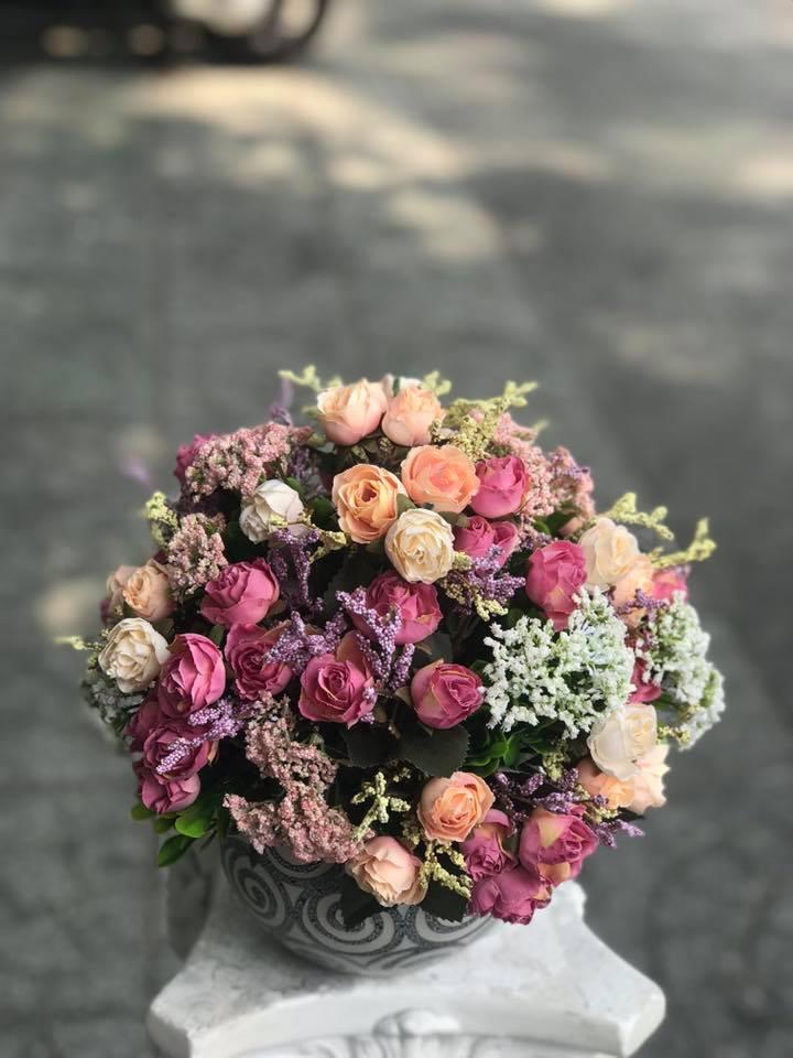 Thiện Hoa lụa