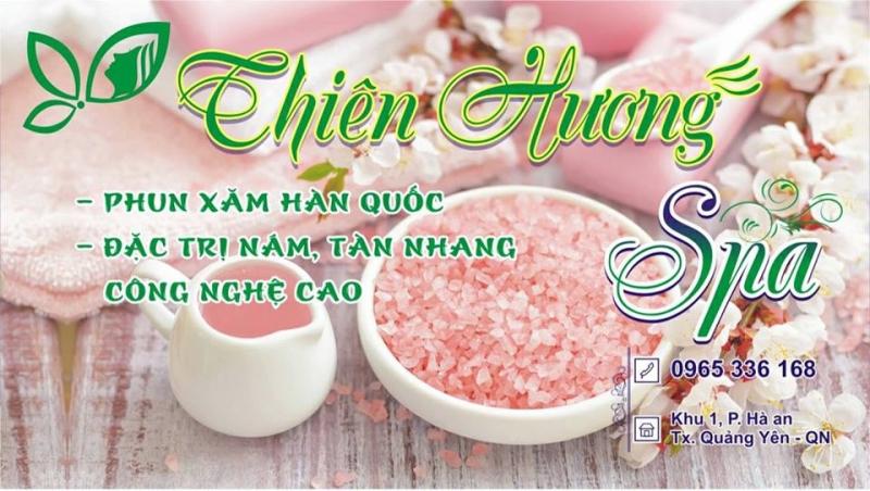Thiên Hương Spa
