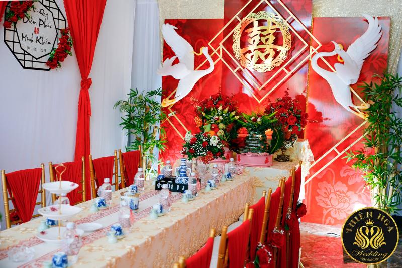 Thiên Nga Wedding