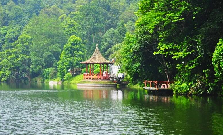 Thiên Sơn, Suối Ngà