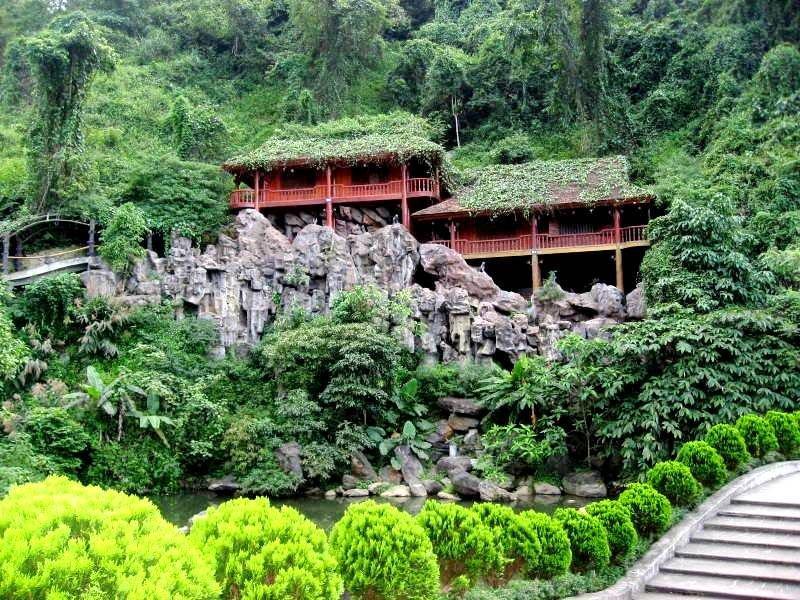 Cảnh đẹp Thiên Sơn, Suối Ngà