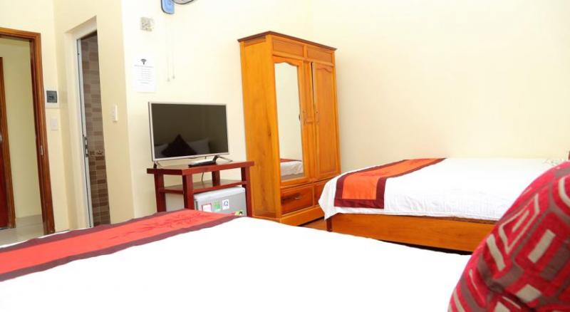 Phòng tại khách sạn Thiên Thanh