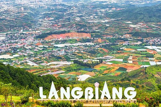 Thiên tình sử Langbiang