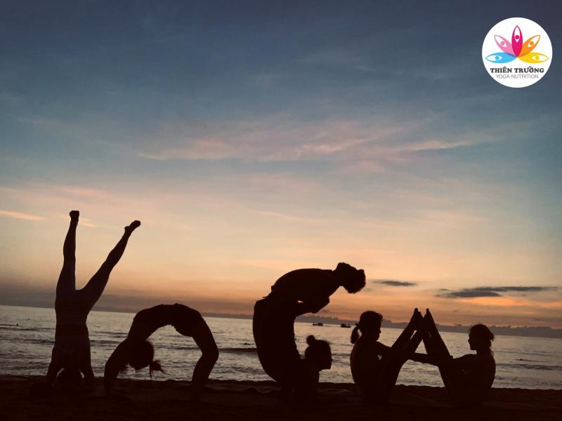 Thiên Trường Yoga Nutrition