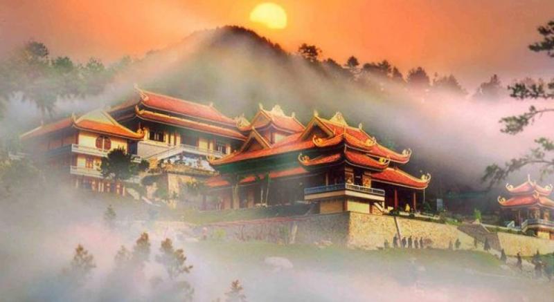 Thiền Viện Trúc Lâm