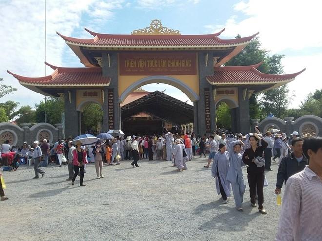 Thiền viện Trúc Lâm Chánh Giác