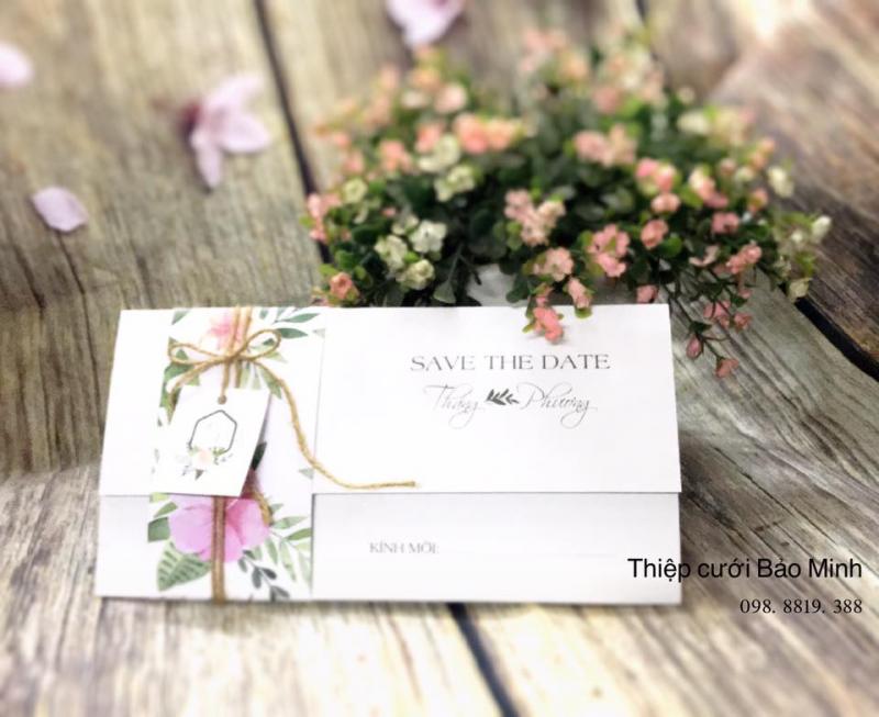 Top 6 Địa chỉ in thiệp cưới đẹp và uy tín nhất quận Hai Bà Trưng, Hà Nội