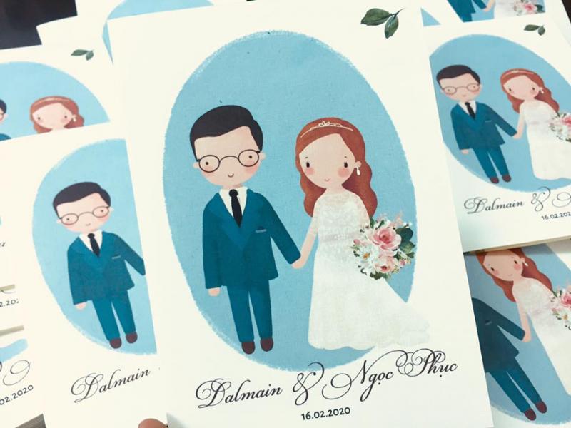 Top 3 Địa chỉ in thiệp cưới đẹp và uy tín nhất quận 4, TP. HCM