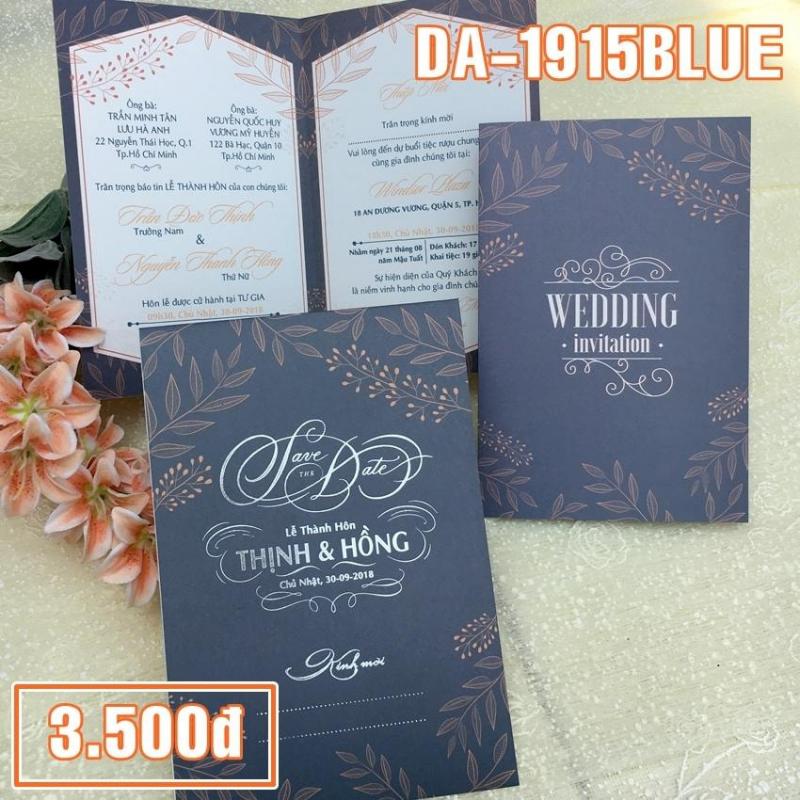 Thiệp cưới Duy Ái