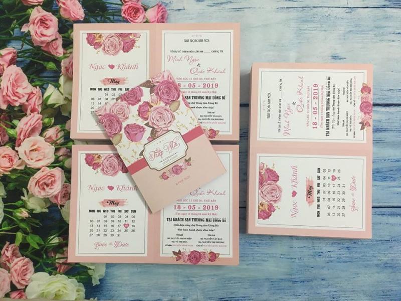 Thiệp cưới Hạ Long hỗ trợ thiết kế hoàn toàn miễn phí, thiết kế thiệp cưới chuyên nghiệp.