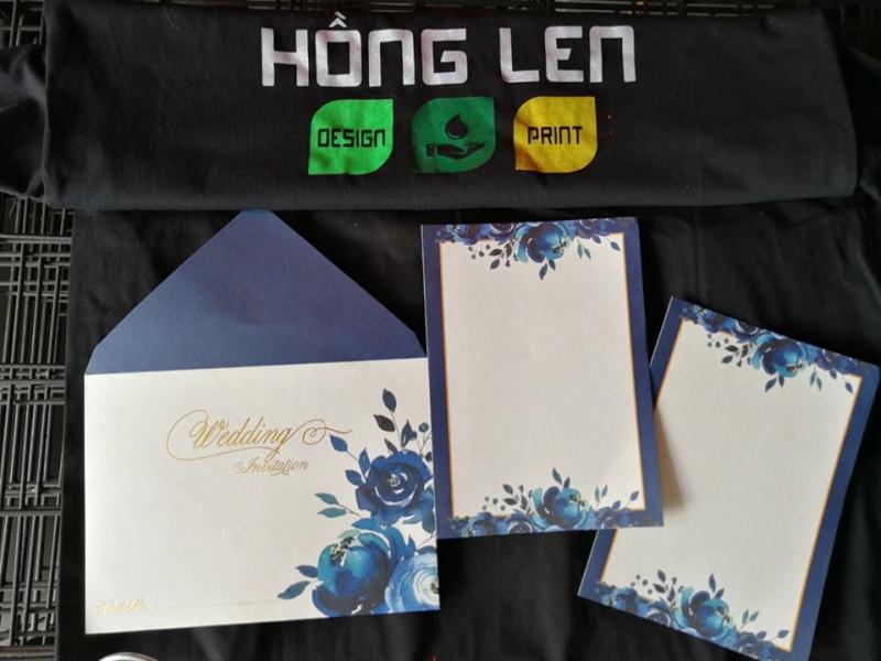 Top 5 Địa chỉ in thiệp cưới đẹp và chất lượng nhất Nha Trang