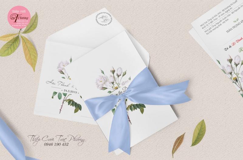 Những mẫu thiệp cưới mới nhất xu hướng năm 2019 với giá rẻ có nhiều mẫu thiệp đẹp, được Thế Giới Thiệp cập nhật & thiết kế thiệp cưới theo xu hướng hiện đại độc đáo.