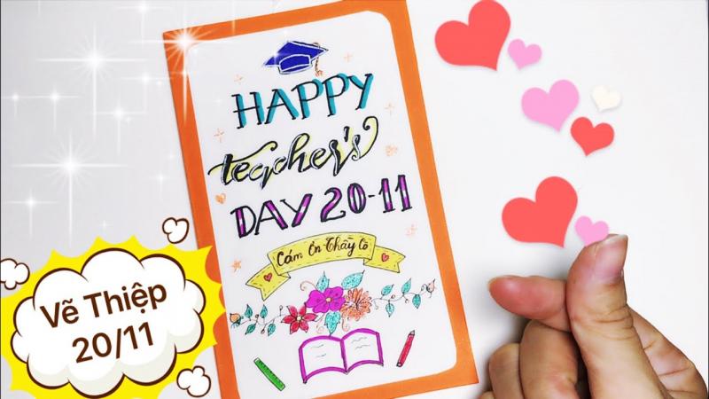 Top 18 Món quà tri ân thầy cô nhân ngày 20-11