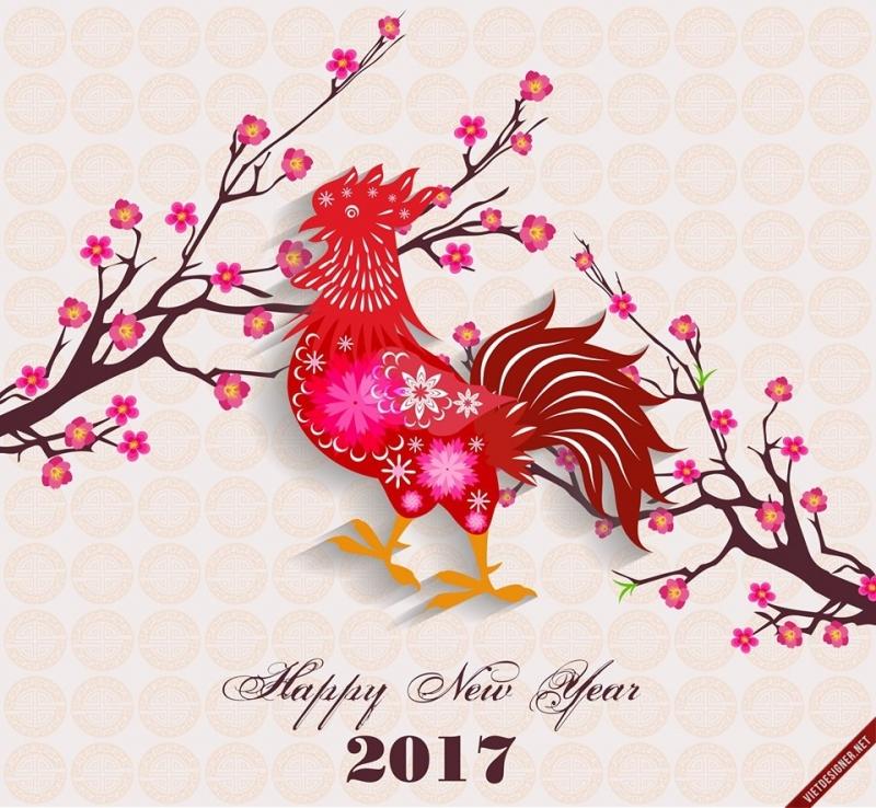Món quà đơn giản và ý nghĩa cho bố mẹ vào dịp Tết đó chính là tấm thiệp mừng năm mới