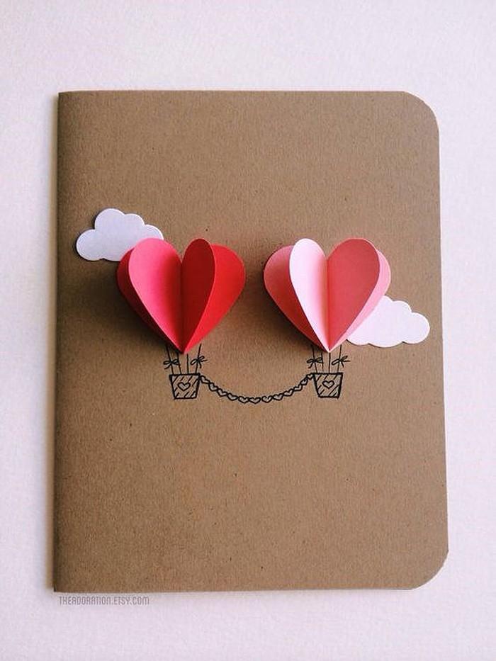 Top 7 cách làm thiệp Valentine handmade dành tặng bạn gái, bạn trai