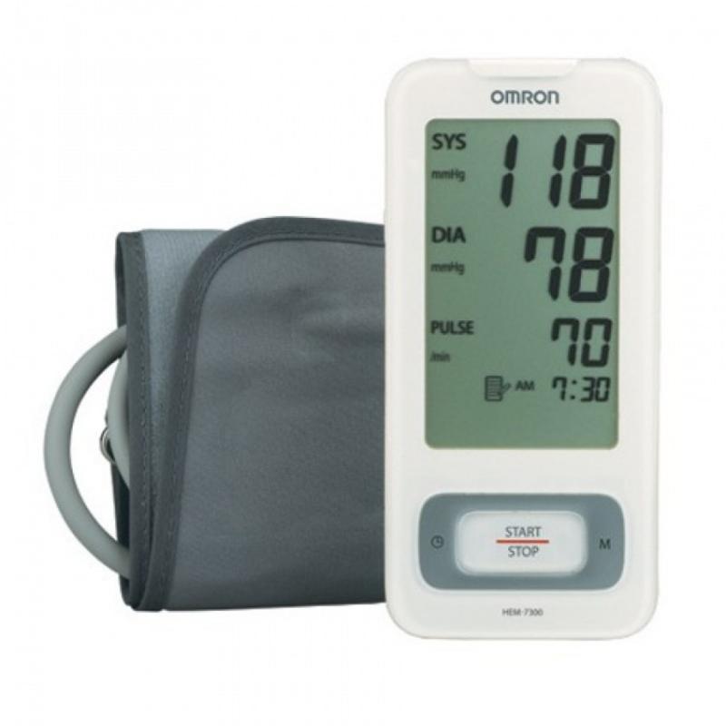 Máy đo huyết áp HEM-7300 tại thiết bị y tế Tú Nghi