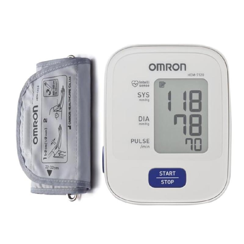 Máy đo huyết áp do Thiết Bị Y Tế Tú Nghi cung cấp