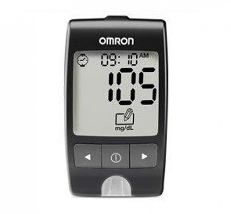 Máy đo đường huyết HGM-111 do Tú Nghi cung cấp
