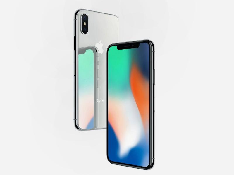 Thiết kế hoàn hảo của iphone x
