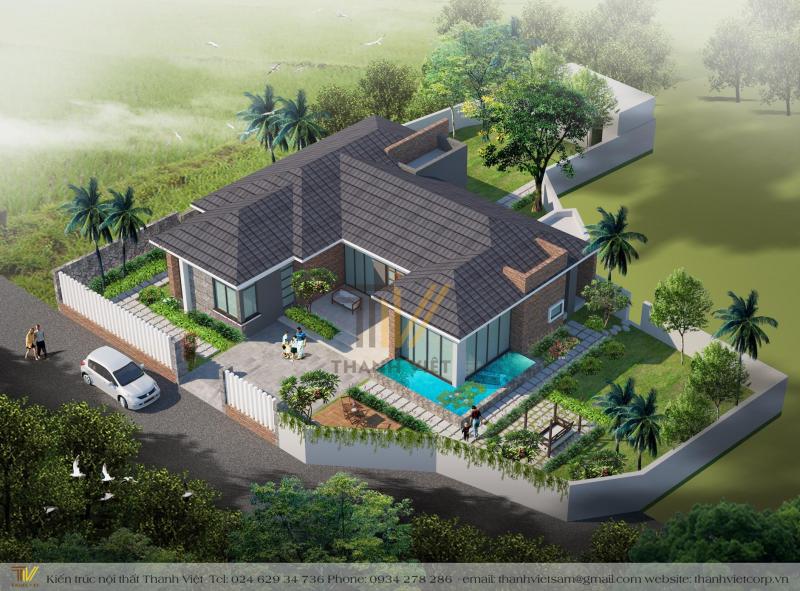 Thiết kế kiến trúc & nội thất Thanh Việt [