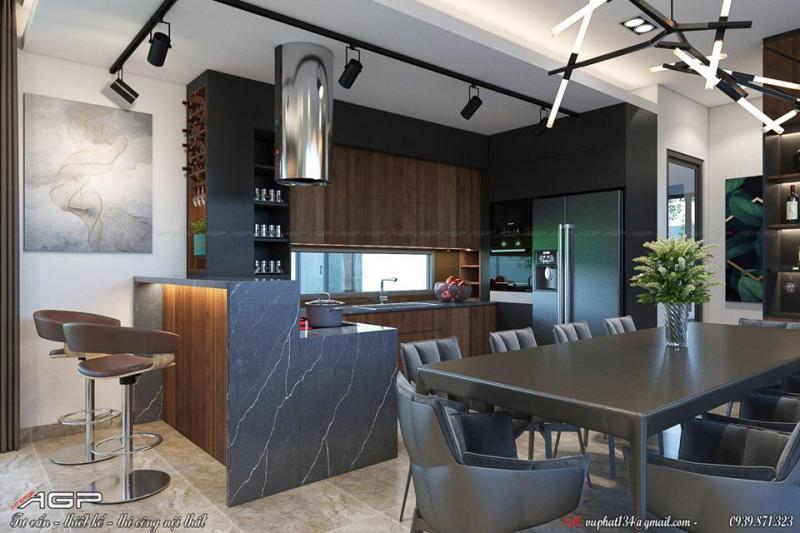 Thiết kế nội thất AGP