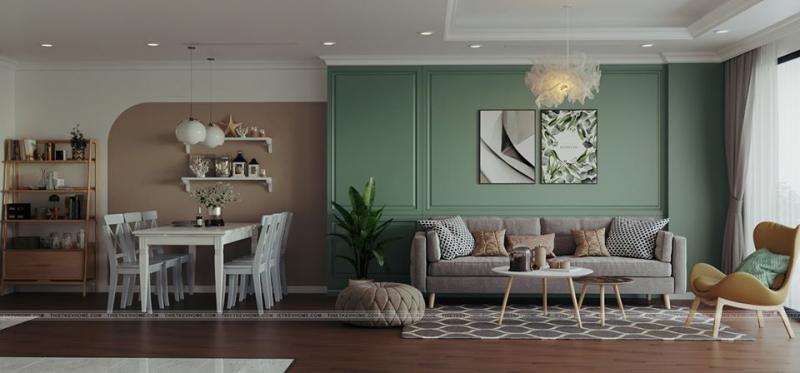Thiết kế Nội thất, ngoại thất V-Home