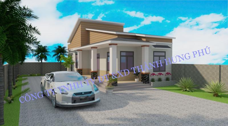 Thiết kế thi công nhà trọn gói Đắk Nông