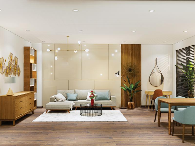 Thiết kế thi công nội thất trọn gói Furnist