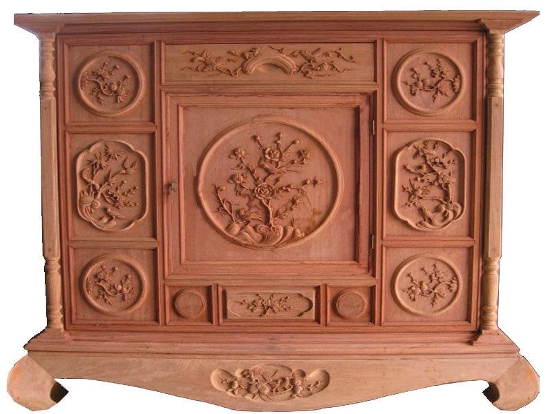 Thiết kế tủ thờ - bàn thờ phù hợp