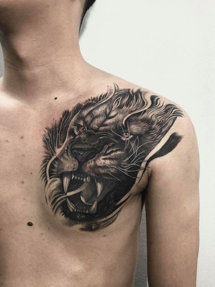 Thiết kế và Xăm Hình Nghệ Thuật Trọng Việt Demon