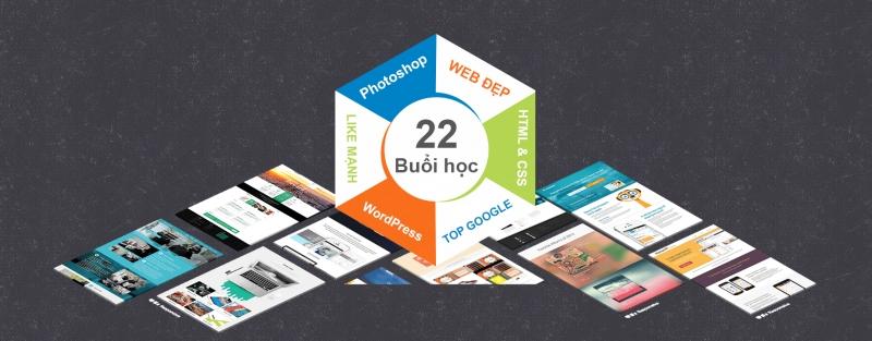 Top 5 địa chỉ học thiết kế website chuyên nghiệp nhất tại TP.HCM