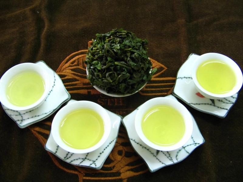 Hoàng Sơn Mao Phong là thương hiệu trà nổi tiếng trong lịch sử Trung Quốc