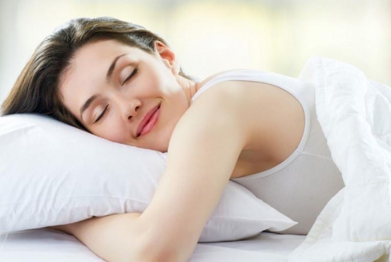 Hãy đảm bảo rằng bạn đã cho cơ thể mình được nghỉ ngơi 8 tiếng một ngày nhé