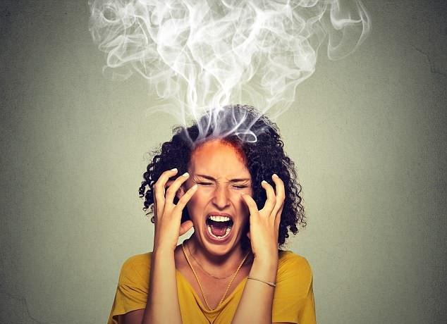 Thiếu ngủ khiến bạn khó chịu và cáu gắt