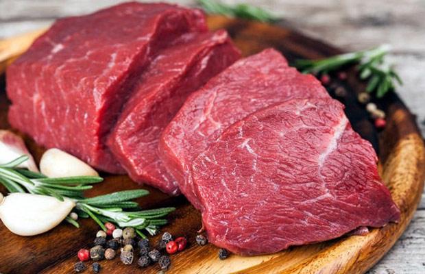 Thịt bò có hàm lượng chất béo thấp