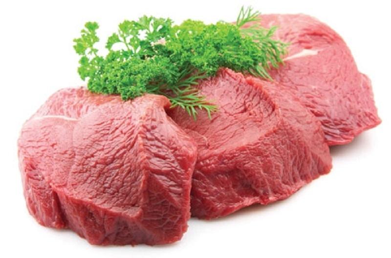 Thịt bò rất tốt cho sức khỏe.