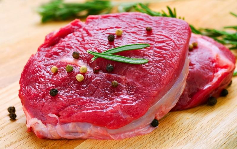 Thịt bò dễ gây bệnh dị ứng
