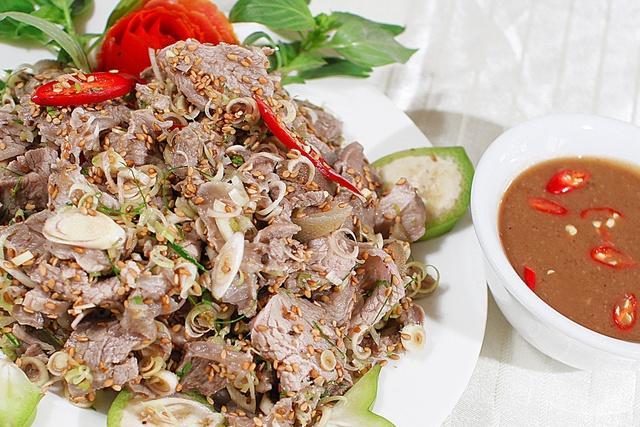 Thịt dê Ninh Bình