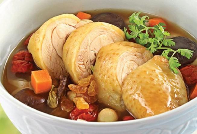 Nếu bạn thèm ăn thịt, hãy ăn thịt nạc như thịt gà không da hoặc cá dầu